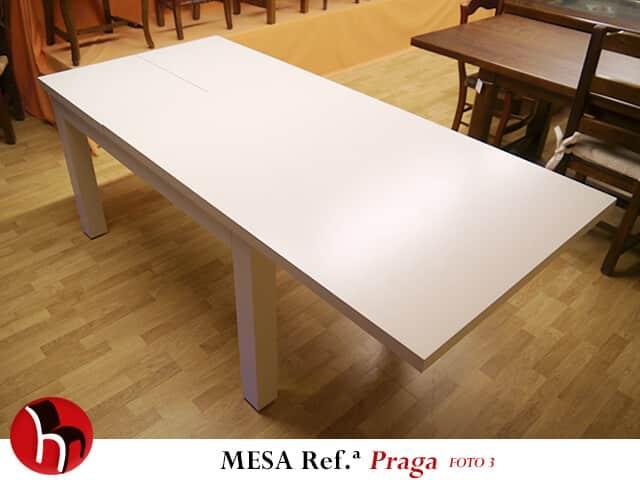 Muebles Peñalver · Mesa Praga foto 3