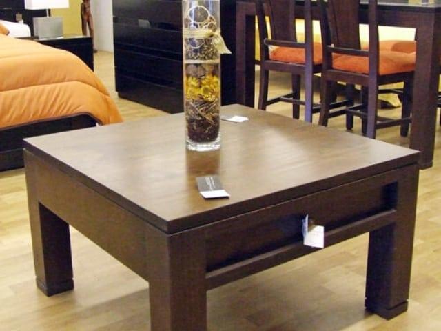 Muebles Peñalver · Mesa centro Salón