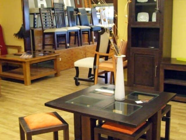 Muebles Peñalver · Mesa cuatro