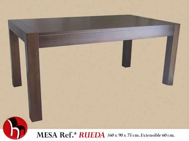 Muebles Peñalver · Mesa Rueda