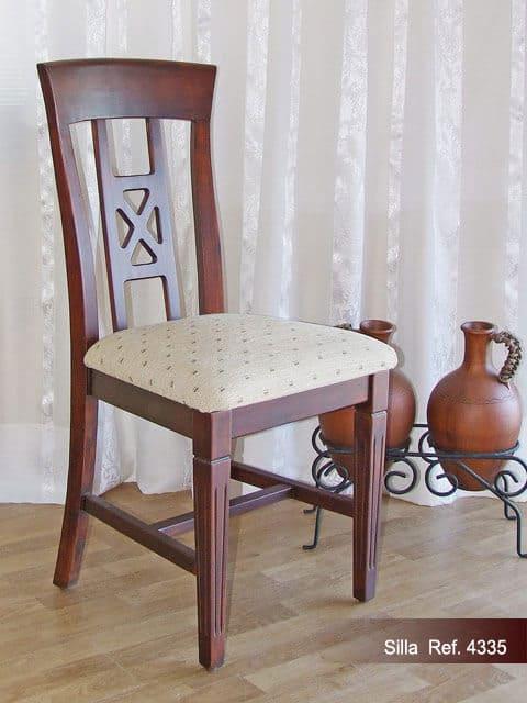 Silla Referencia 4335 · Muebles Peñalver