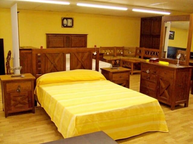 Dormitorio Referencia CRUCES · MUEBLES PEÑALVER