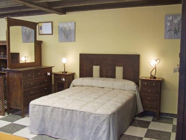 Dormitorio Referencia Tapizado · Muebles Peñalver