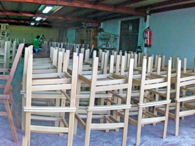 Foto fábrica · Muebles Peñalver