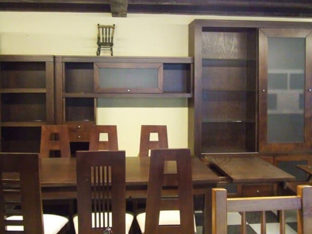 Salón Referencia Fresno · Muebles Peñalver